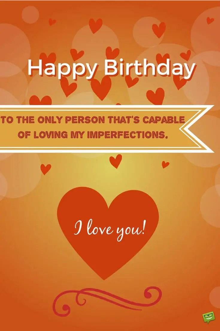 Romantic Happy Birthday To The Man I Love : romantic, happy, birthday, Happy, Birthday, Wishes, Lover, Precious, Feelings