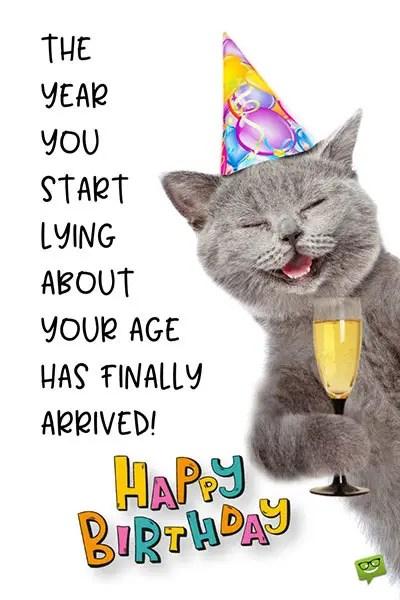 Happy Birthday Cat Images Funny : happy, birthday, images, funny, Funny, Happy, Birthday, Image