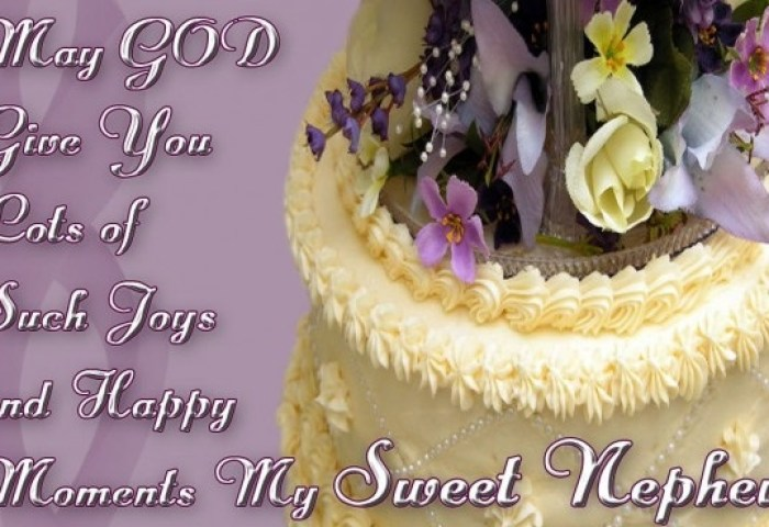 Happy Birthday Wishes For Nephew Birthdaywishesforall