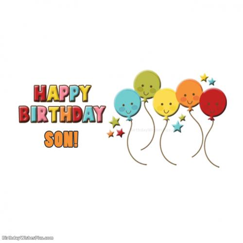 Best Birthday Wishes For Son Happy Birthday Son Images