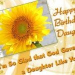 20 Birthday Wishes For Daughter