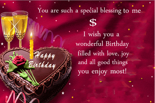 50 Birthday Wishes For Someone Special - Birthday Wishes Zone |Sweet Birthday Wishes For Someone Special