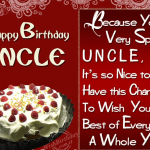 Best 50 Birthday Wishes For Uncle 2016