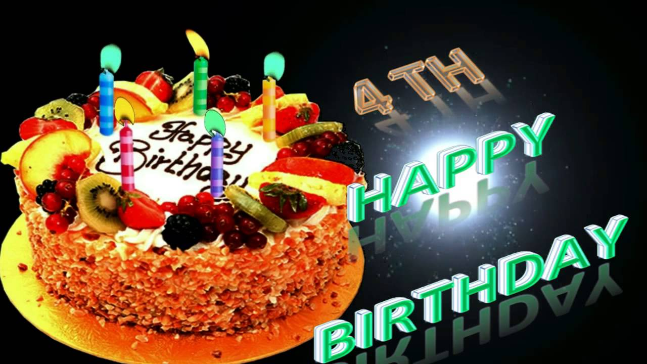 Birthday Wishes For Kids Turning 4 ~ Cute and sweet th birthday wishes zone