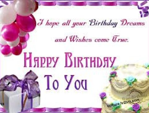 Cutest Birthday Wishes For Principal Birthday Wishes Zone – Happy Birthday Greetings Words