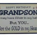 Updated 50+ Birthday Wishes For Grandson 2016