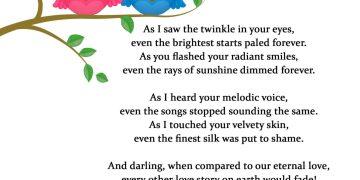 Birthday Poem For Sweetheart
