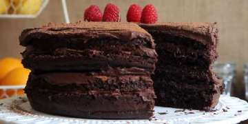 Extreme Chocolate Cake Recipe