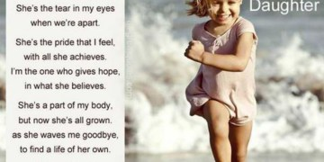 Wonderful Daughter Birthday Poem