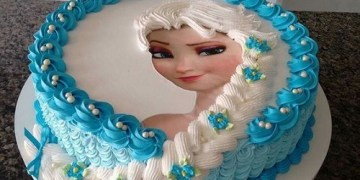 Disney's Frozen Birthday Cakes ideas