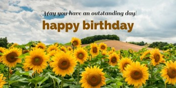 50 Most Unique Happy Birthday Wishes to You