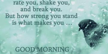 Inspirational Good Morning Messages