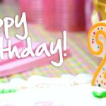 2nd Happy Birthday Wishes
