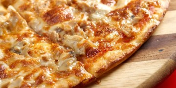 Chicken Pizza