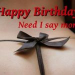Naughty Happy Birthday Wishes