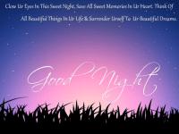 Romantic Goodnight Messages