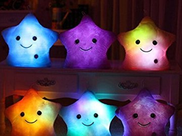 winkle Star Shape Plush Pillow Stuffed Toys