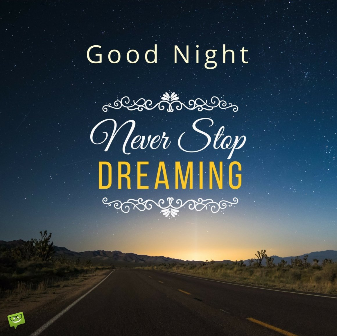Famous & Motivational Goodnight Quotes With images