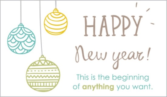 20+ Happy New Year Greeting Cards | Happy New Year