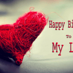 Lover Birthday Wishes