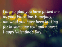Valentine's Day Love Sayings