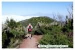 Weg zum Gipfel Altajonay