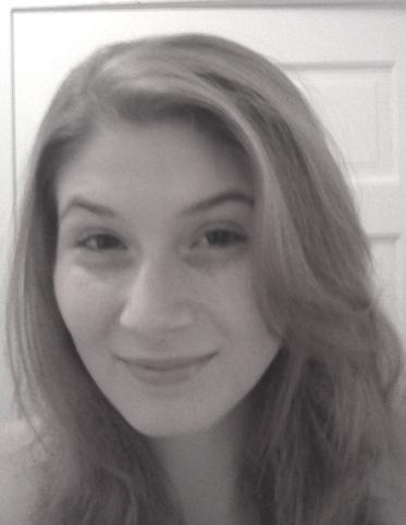 Nikki smiling with long hair