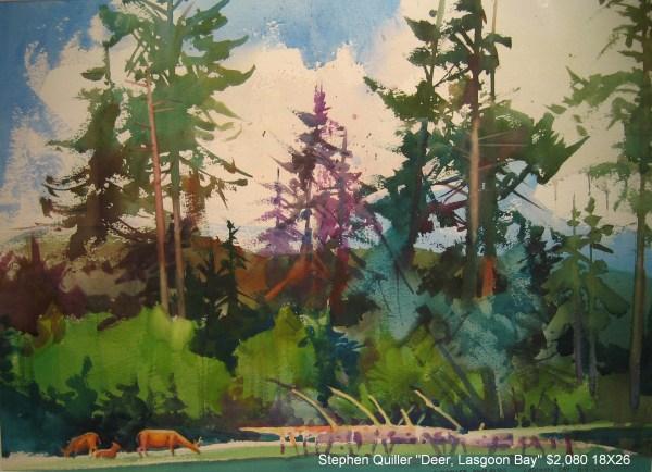 Watercolour Master Stephen Quiller