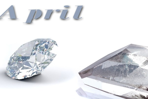 What are the April Birthstones?