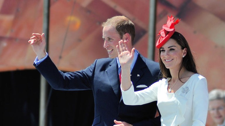Gift for Duke and Duchess of Cambridge