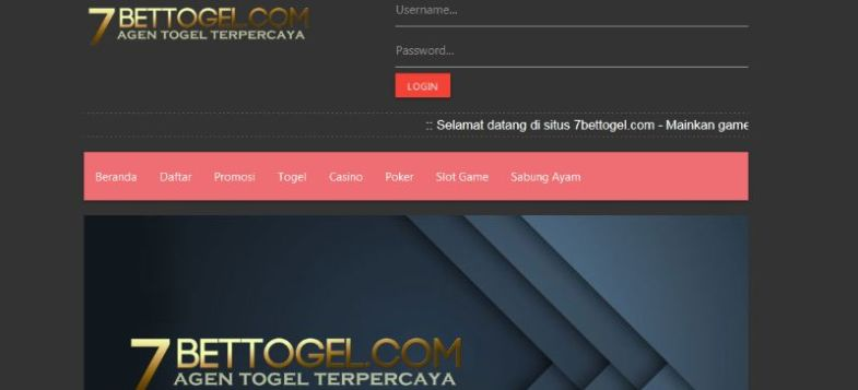 agen togel sgp 7bettogel