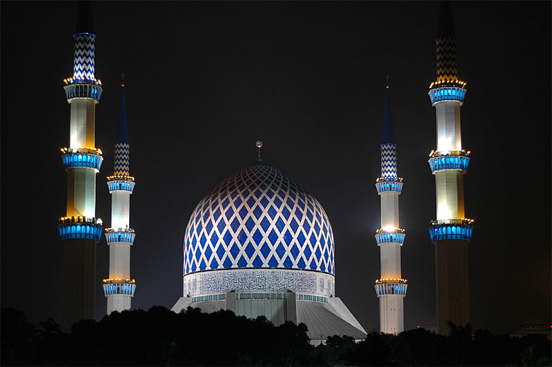 Poison Apple Top 10 Most Beautiful Mosques in Malaysia