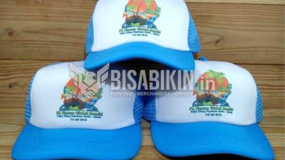 Tempat Jual Topi Promosi yang Murah, Bagus, dan Berkualitas