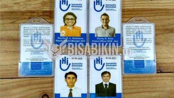 Distributor ID Card Custom Murah di Bandung