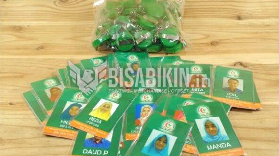 Bikin ID Card Satuan di Bekasi