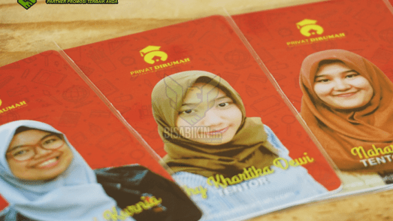 Buat ID Card Online Murah di Jogja