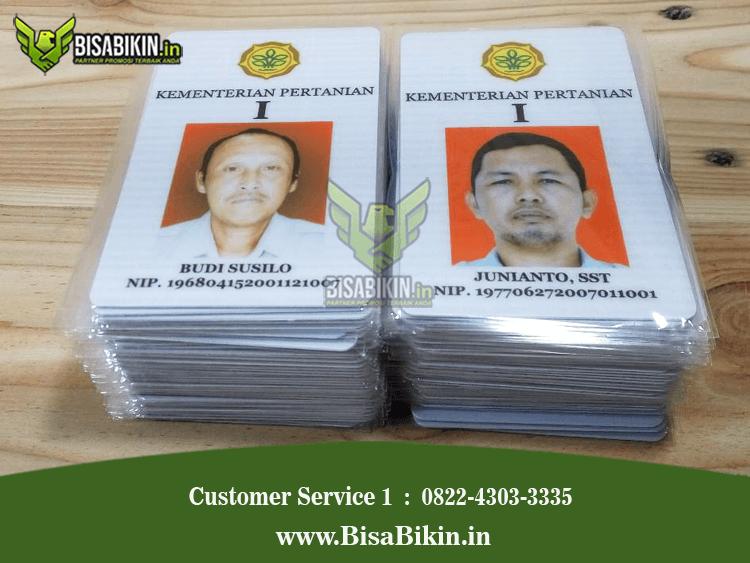 fungsi id card karyawan