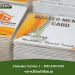 Jasa Cetak Member Card Murah