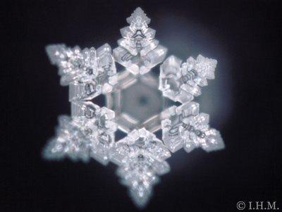 Kristalisasi Air