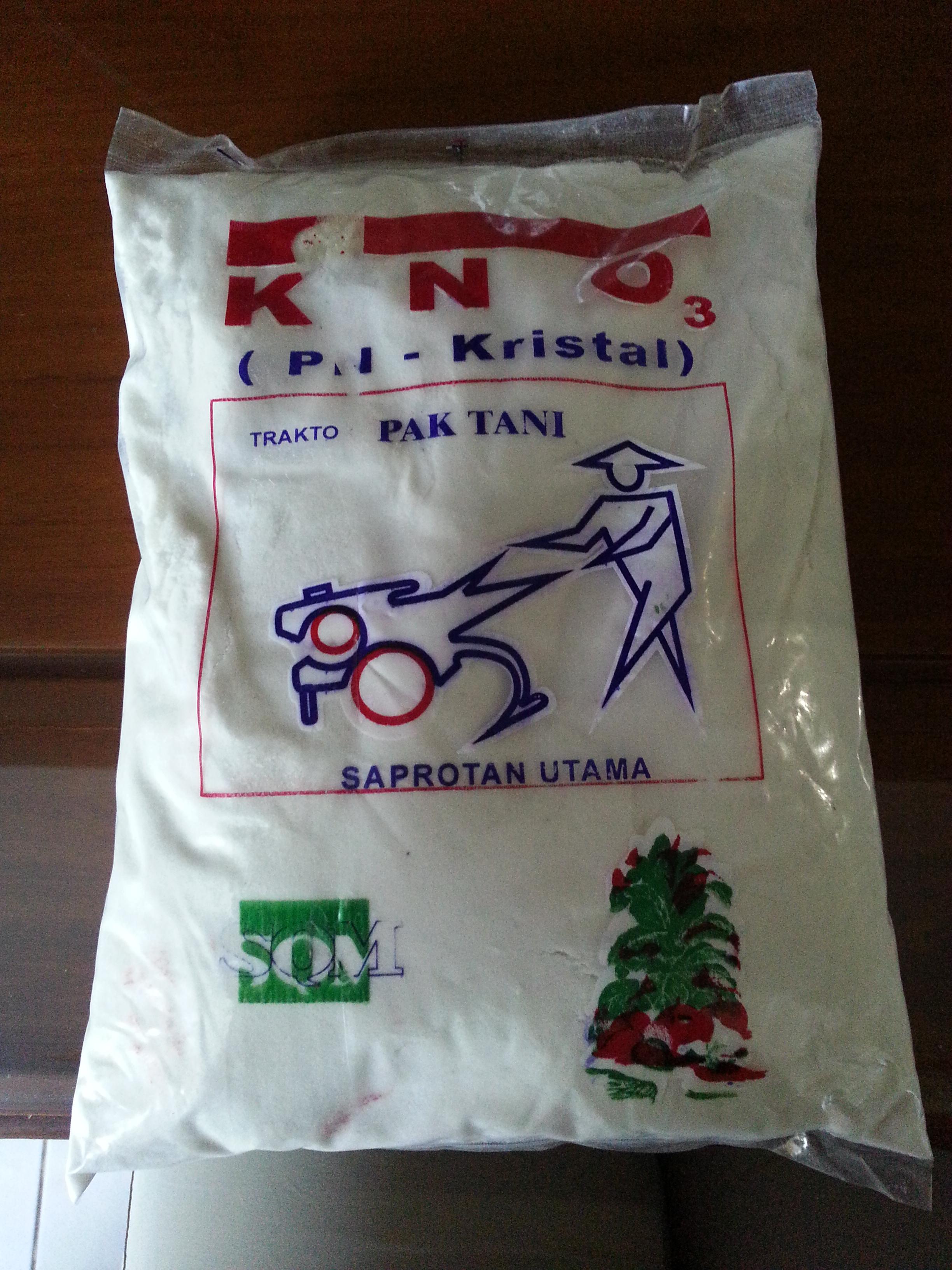 Jual Pupuk Kno3 Potassium Nitrat Murah Bisakimia