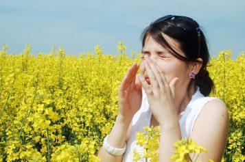 menyembuhkan alergi