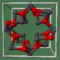 kristal pb3O4