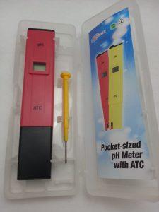 Jual pH Meter Digital RoHS dengan ATC