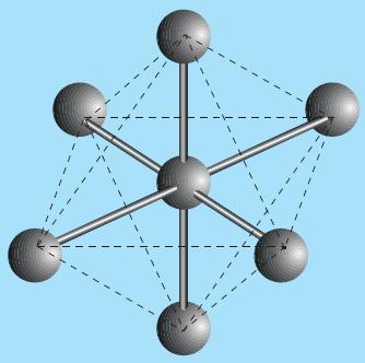 Bentuk Molekul Bisakimia