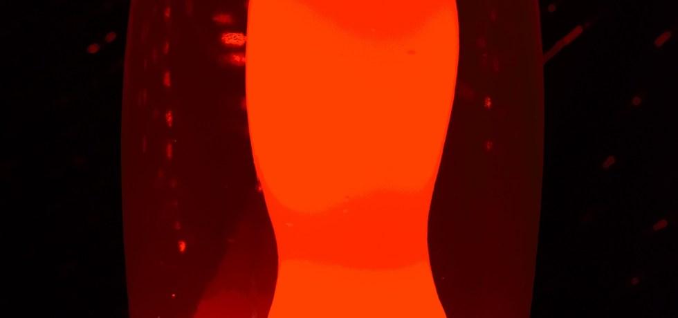 Percobaan Membuat Lampu Lava (Lava Lamp) Sederhana
