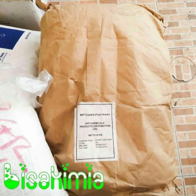 Jual Antioksidan BHT (Butil Hidroksi Toluen) Murah