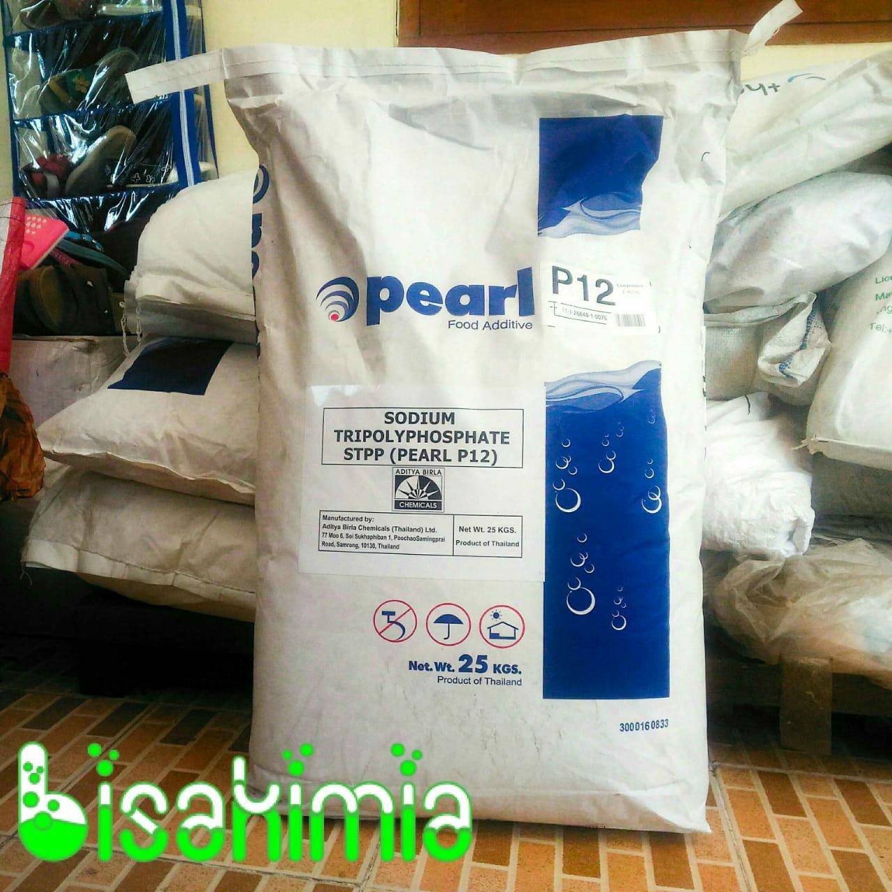 Jual Sodium Tripoliposfat (STPP atau STTP ) Food Grade