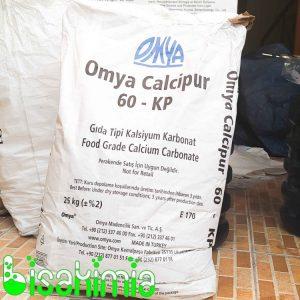 Jual Kalsium Karbonate CaCO3 Food Grade Eceran dan Grosir