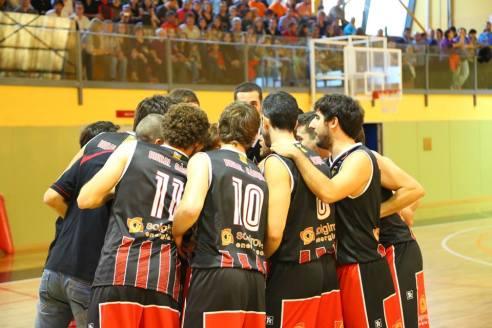 El 1r equip del Sol Gironès en el dia de la Presentació d'equips