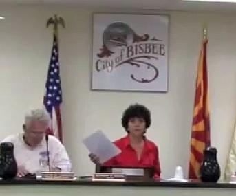Bisbee Mayor Badal